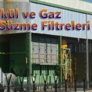 Partekül ve Gaz Süzme Filtreleri